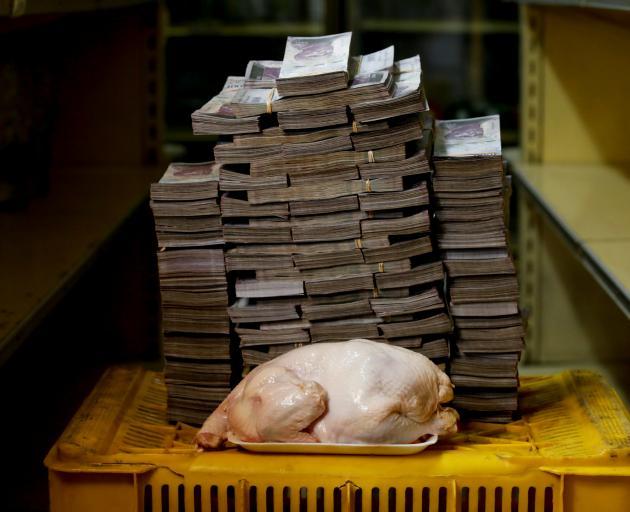 Venezuela President Nicolas Maduro orders 96% devaluation, Americas News & Top Stories