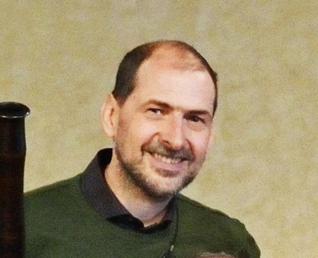 Alberto Grazzi.
