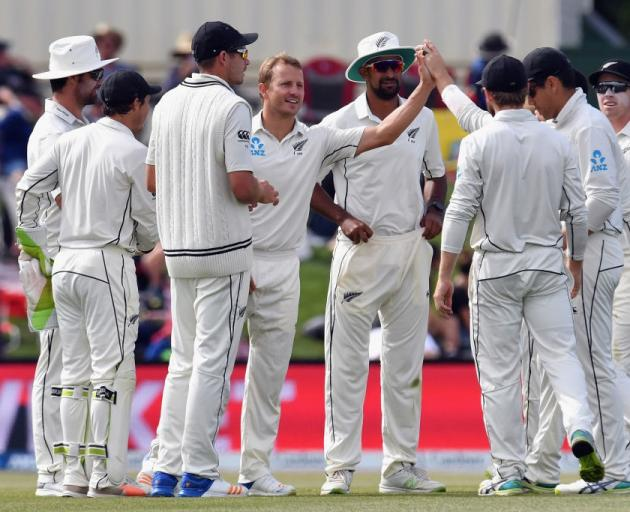 The Black Caps will play Pakistan in Dubai and Abu Dhabi this year. Photo: Getty Images