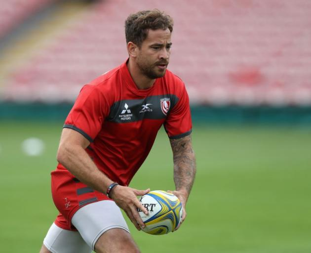 Danny Cipriani. Photo: Getty Images
