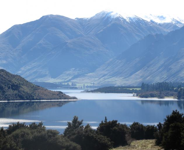 A new recreation reserve at the northern end of the Peninsula Bay subdivision overlooks Lake...