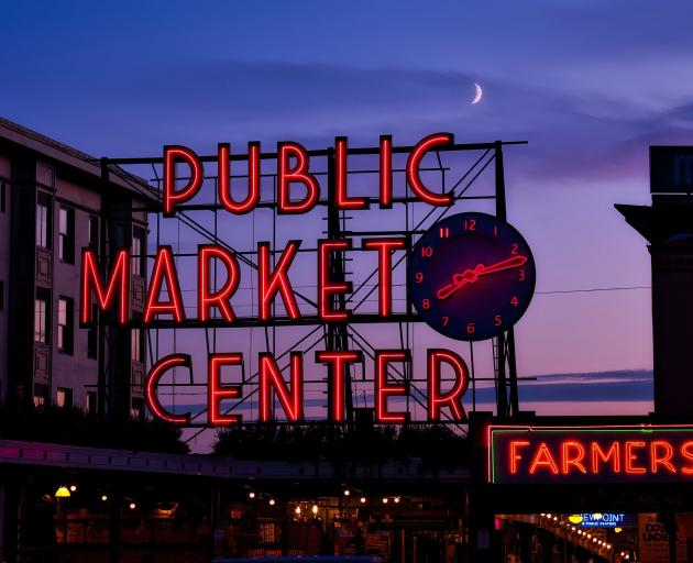 Pike Place Market is about family, farmers and community.