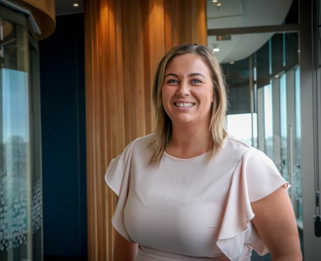 Ash-Leigh Campbell is the newly elected New Zealand Young Farmers board chairwoman. Photo: New Zealand Young Farmers
