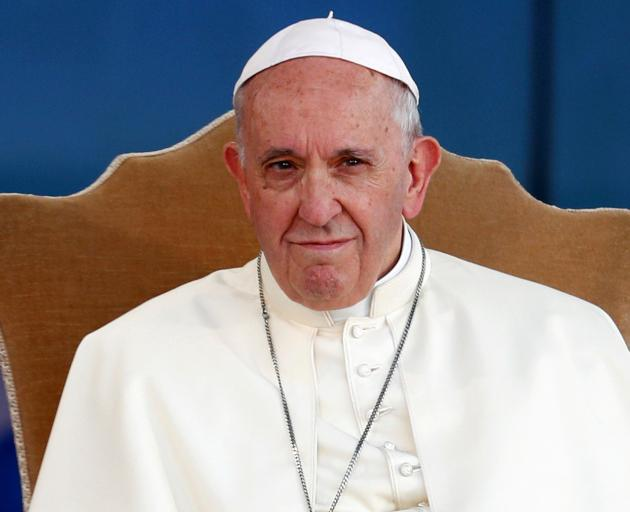"Pope Francis acknowledged that ""the heart-wrenching pain of these victims... was long ignored,..."