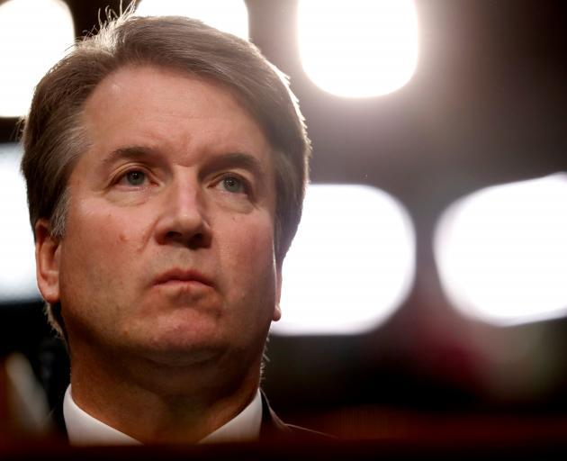 Brett Kavanaugh. Photo: Reuters