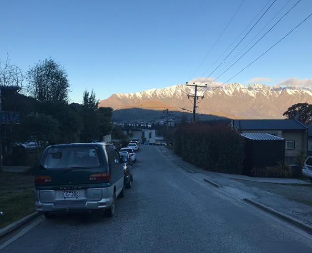 Queenstown's Thompson Street, which has been the location of more noise complaints than any other...