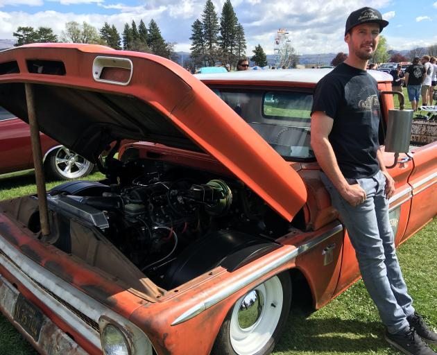 Cool Chev Pickup Otago Daily Times Online News - Sutherland chevrolet car show