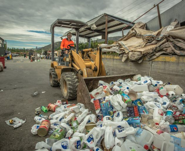 In New Zealand, less than 40% of drink containers are recycled. Container deposit-refund schemes...