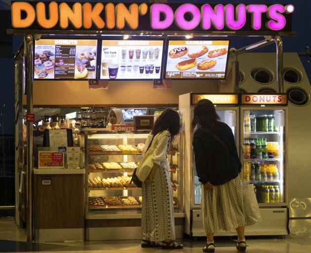 Twitter Users Not Happy Dunkin' Donuts Is Dropping 'Donuts' From Name