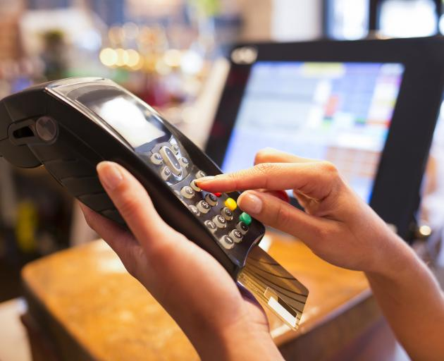 There has been a strong rise in retail spending on electronic cards, according to Statistics New...