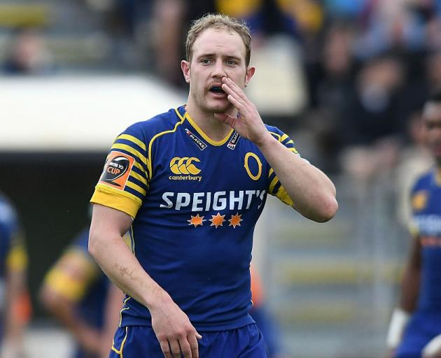 Matt Faddes in action for Otago last year. Photo: Getty Images