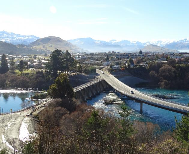 Queenstown (pictured) and Central Otago house prices have made Dunedin and Invercargill more attractive and affordable. Photo: Tracey Roxburgh