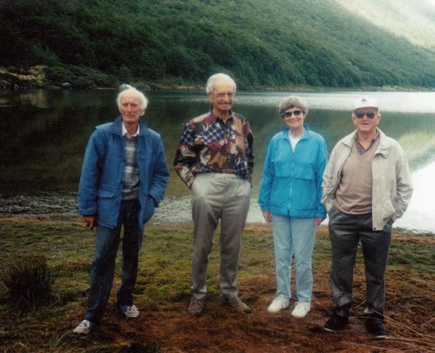 Geoffrey Orbell celebrates his 90th birthday and 50th anniversary of rediscovering the takahe...