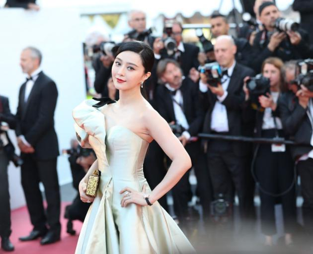 Fan Bingbing attends the screening of 'Ash Is Purest White (Jiang Hu Er Nv)' during the 71st annual Cannes Film Festival this year. Photo: Getty Images