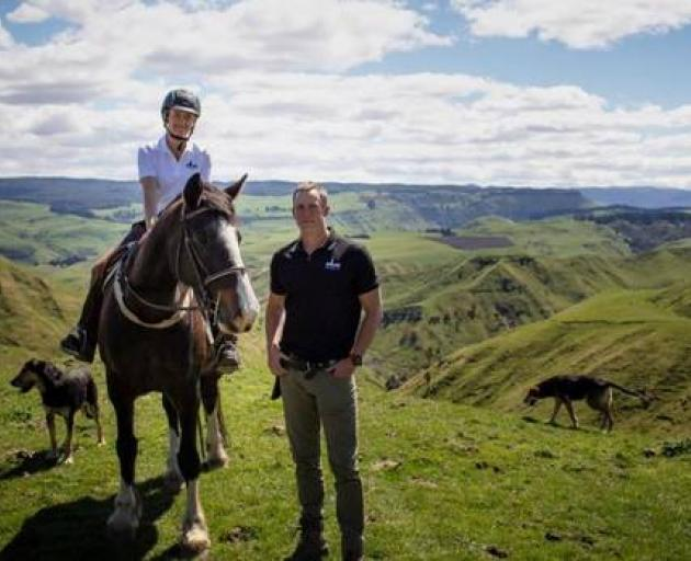 "Hinterland Foods from Moawhango in the Rangitikei district has won the ""Got Beef"" campaign. Photo: Supplied via NZ Herald"