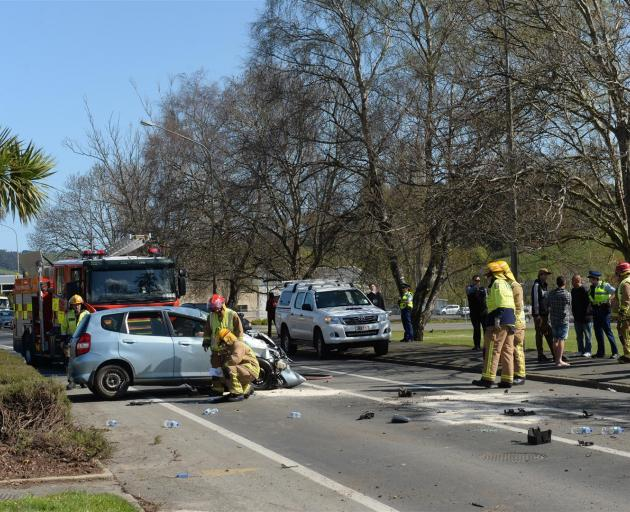 Crash Samaritan: 'I was fully expecting to find a dead body