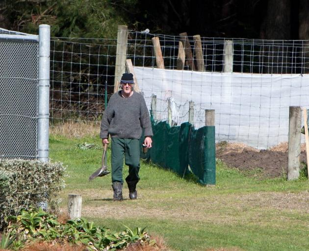 Stewart Murray Wilson has been living at his cottage on the grounds of Whanganui Prison. Photo: NZME