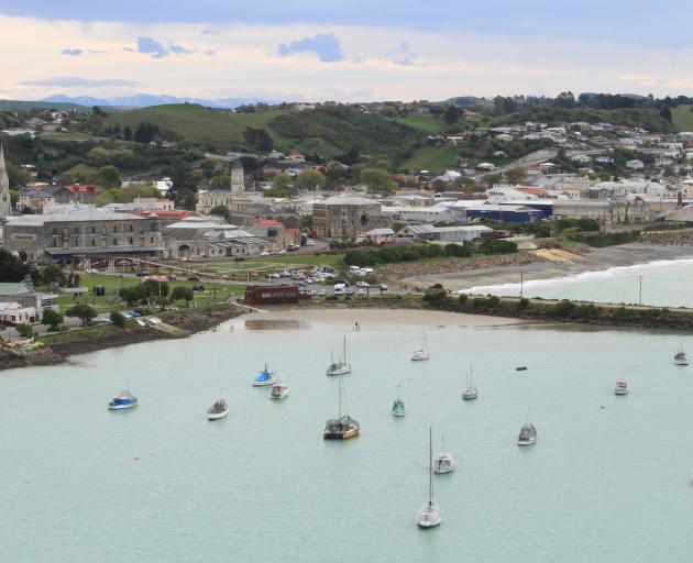Consultation on Oamaru Harbour will include public meetings, drop-in sessions, and a public survey, Waitaki Mayor Gary Kircher says. Photo: Hamish MacLean
