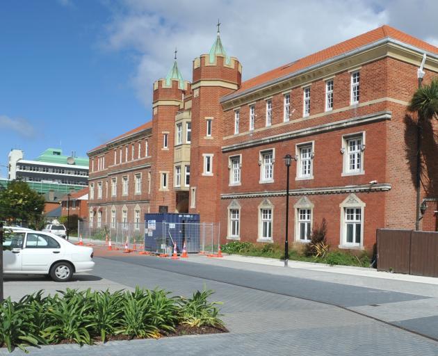Selwyn College. Photo: ODT files