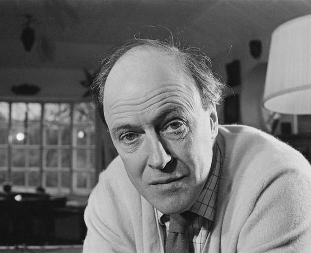 British novelist Roald Dahl. Photo: Getty Images