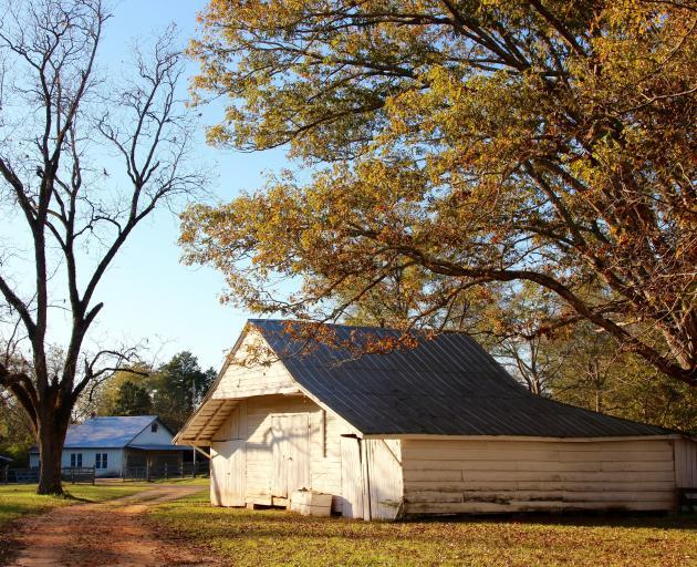 Holmestead公司种植园的场地。