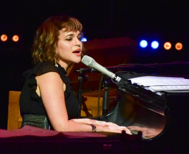 Norah Jones will perform in Dunedin and Queenstown next year. Photo: Getty Images