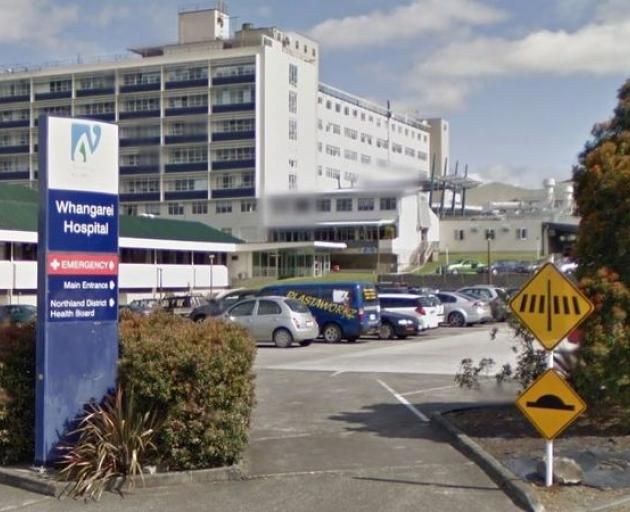 A man has died at Whangārei Hospital after being restrained following an assault on a staff member. Photo: Google Maps