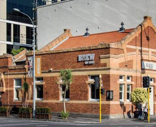 The alleged incident occurred after Young Nats Christmas drinks at the Brew on Quay bar last week...