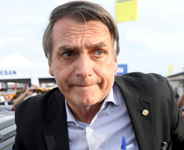 Jair Bolsonaro has for years angered many Brazilians with extreme statements, but is also seen by...
