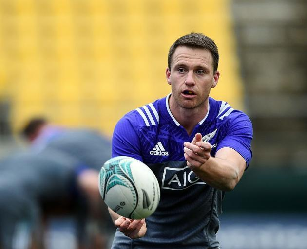 Ben Smith has been a loyal servant to Otago Rugby. Photo: ODT files