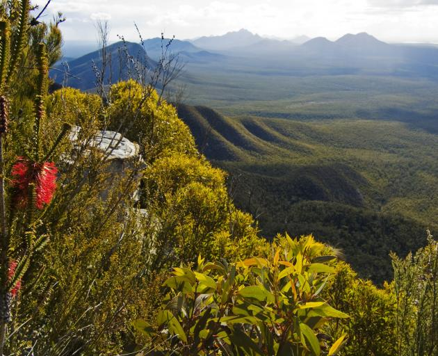 Stirling Range National Park, in Western Australia. Photo: Getty Images