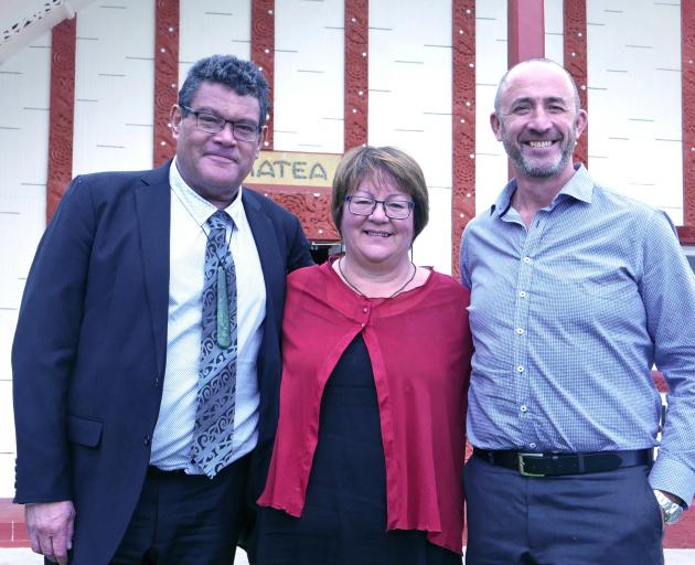 The Southern District Health Board's new Maori health directorate, chief Maori health strategy...