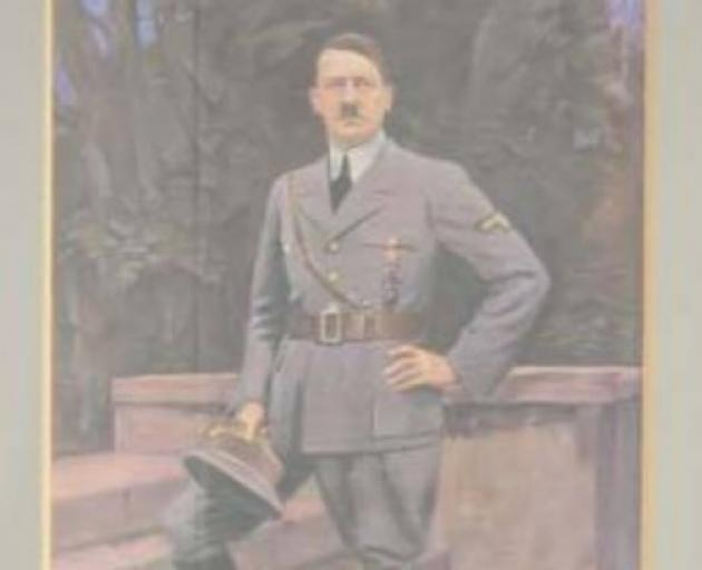 The auction in Bredbo, near Queanbeyan, Australia, on Saturday features Nazi medals, helmets,...