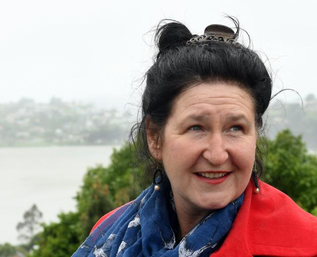 Dunedin artist Jacque Ruston complained about the allegedly lewd behaviour of a bus driver, who...