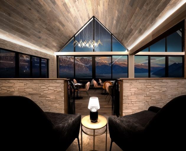 The newly-rebranded Kamana Lakehouse. Photo: Supplied via Mountain Scene