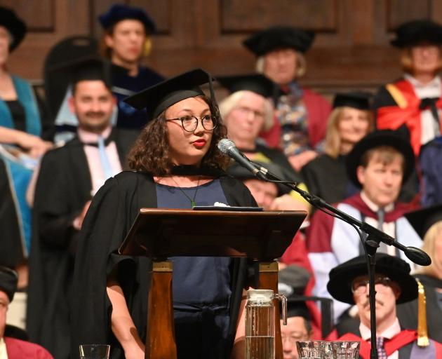 Wellington curator Matariki Williams urges humanities graduates to become ``ambassadors,...