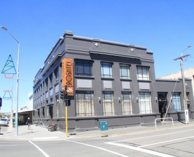 The former Strnger and Co building in Thames St, Oamaru, has had a $2.5 million makeover as a 15...