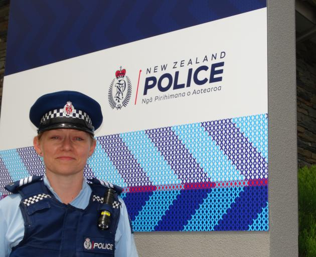 Sgt Miriam Reddington. Photo: ODT files