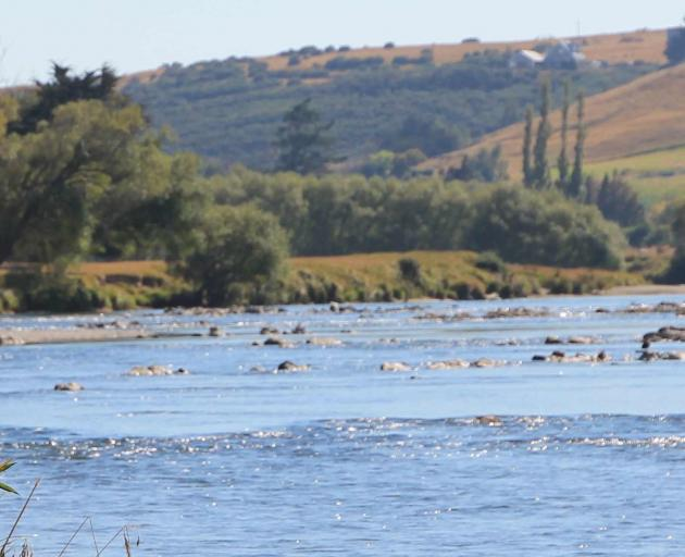 The Mataura River, better for you sanity. Photo: ODT files