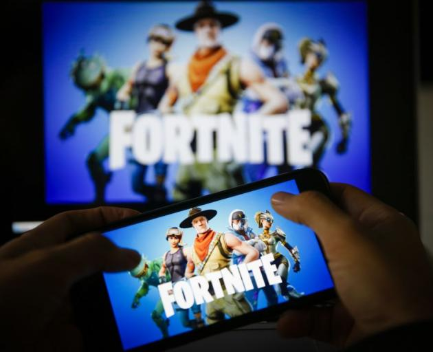 Fortnite video game stock Image. Photo: Getty Images