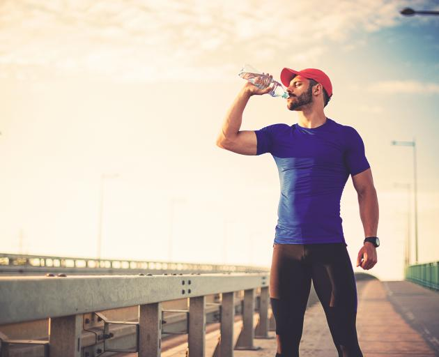 Our bodies are pretty good at telling us when we need to drink water. Photo: Getty Images