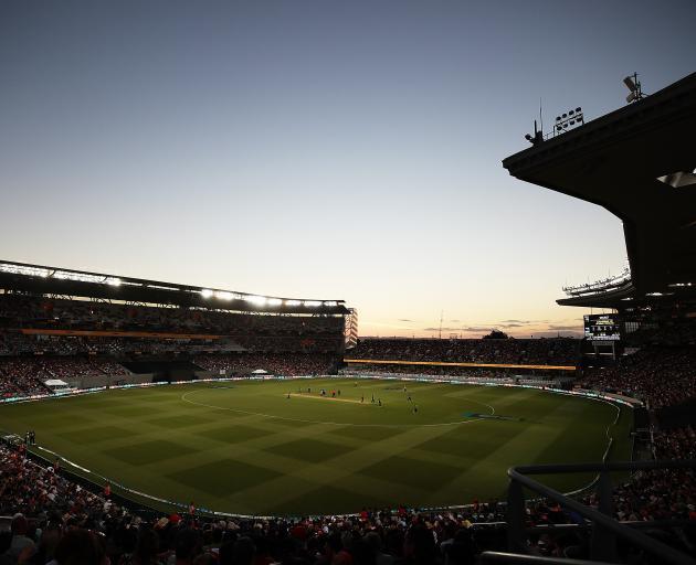 """Eden Park, a """"unique ground"""". Photo: Getty Images"""