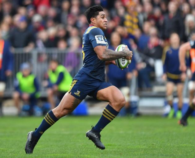Highlanders centre Malakai Fekitoa has reportedly received an offer from Toulon.