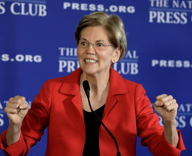 Sen. Warren takes major step toward running for president