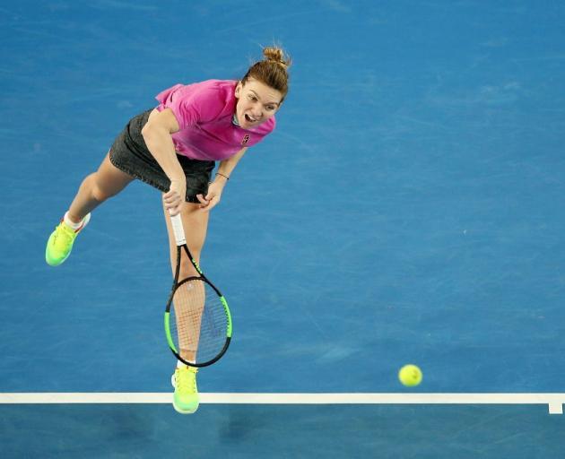 Djokovic Halep Advance Otago Daily Times Online News