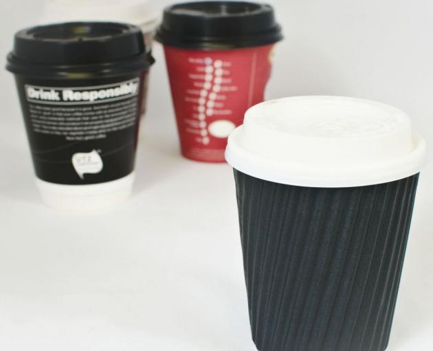Some coffee shops in Britain already provide discounts to customers who bring their own cups.