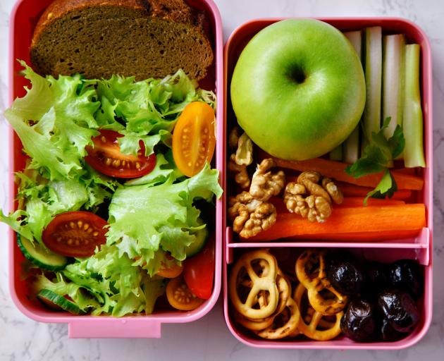 Sometimes it pays to be a little sneaky when making school lunches. Photo: Getty Images