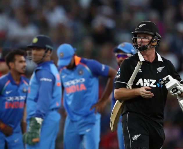 e5e6fa28f6e Colin Munro was dropped for the fourth ODI against India following a poor  run of form
