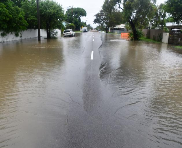 Townesville has been declared a disaster area as one-in-one-hundred-year rains saturate the city....
