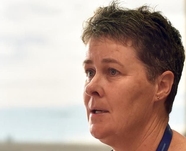 Detective Inspector Shona Low said at a press conference at Dunedin Central Police Station...